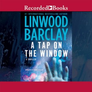 A Tap on the Window audiobook cover art