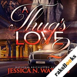 A Thug's Love 2 audiobook cover art