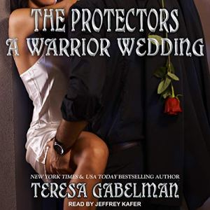 A Warrior Wedding audiobook cover art