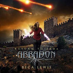 Abbadon audiobook cover art