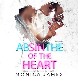 Absinthe of the Heart audiobook cover art