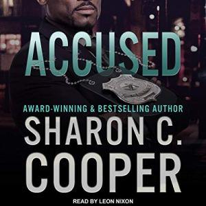 Accused audiobook cover art