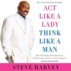 Act like a Lady, Think like a Man audiobook cover art