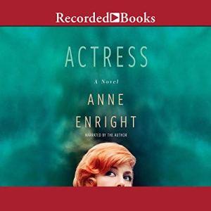 Actress audiobook cover art