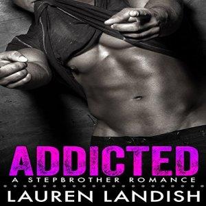 Addicted audiobook cover art