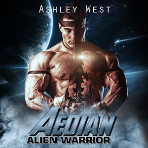 Aedian Alien Warrior audiobook cover art