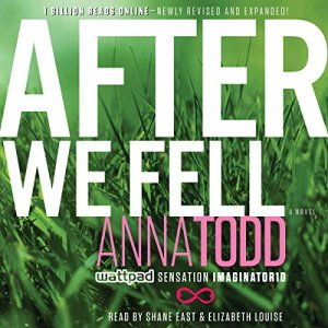 After We Fell audiobook cover art