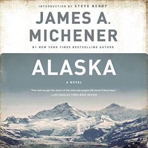 Alaska audiobook cover art