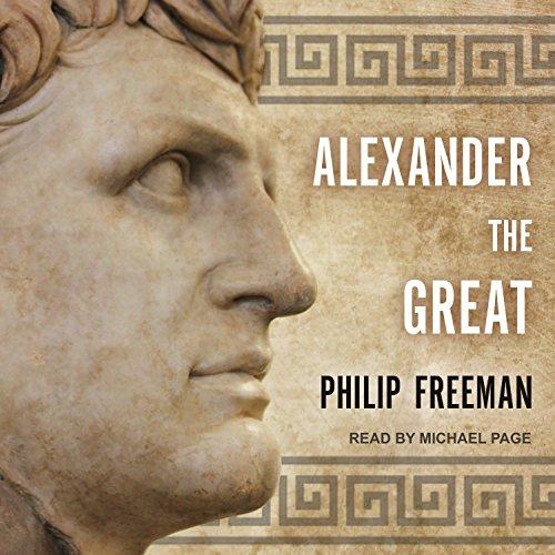 Alexander the Great audiobook cover art