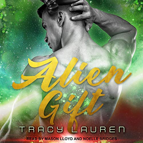 Alien Gift audiobook cover art
