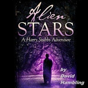 Alien Stars audiobook cover art