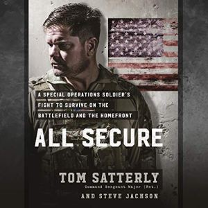 All Secure audiobook cover art