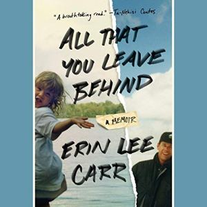 All That You Leave Behind audiobook cover art