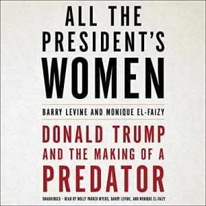 All the President's Women audiobook cover art