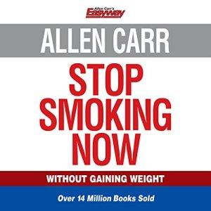Allen Carr's Stop Smoking Now audiobook cover art
