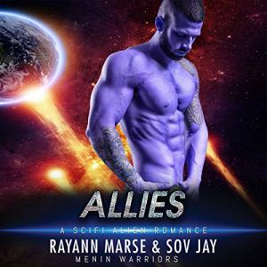 Allies: A SciFi Alien Romance audiobook cover art