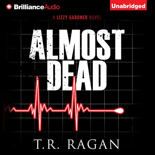 Almost Dead audiobook cover art