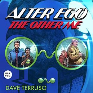 Alter Ego: The Other Me audiobook cover art