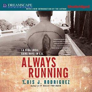 Always Running audiobook cover art
