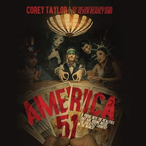 America 51 audiobook cover art