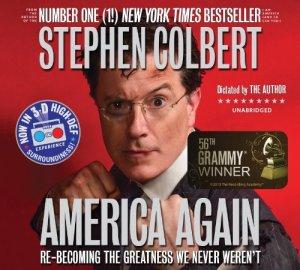 America Again audiobook cover art