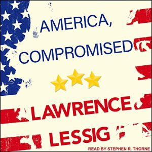 America, Compromised audiobook cover art