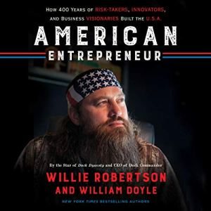 American Entrepreneur audiobook cover art