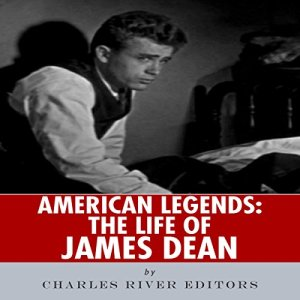 American Legends: The Life of James Dean audiobook cover art
