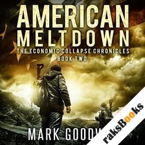 American Meltdown audiobook cover art