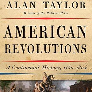 American Revolutions audiobook cover art