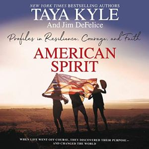 American Spirit audiobook cover art