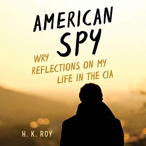 American Spy audiobook cover art