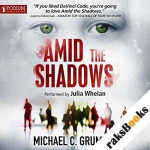 Amid the Shadows audiobook cover art