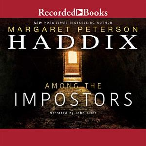 Among the Impostors audiobook cover art