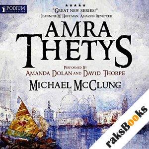 Amra Thetys audiobook cover art