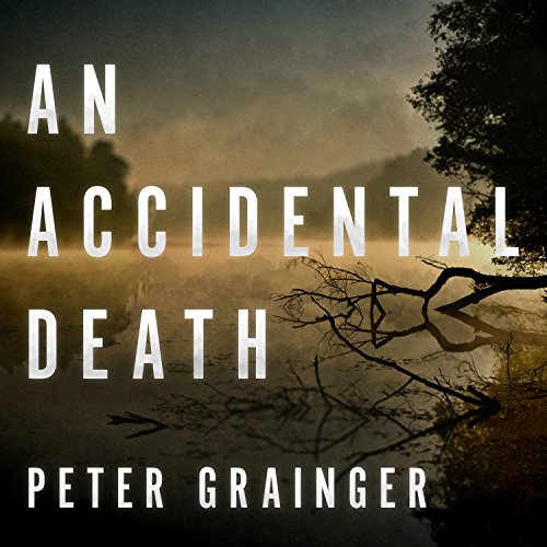 An Accidental Death audiobook cover art