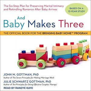 And Baby Makes Three audiobook cover art