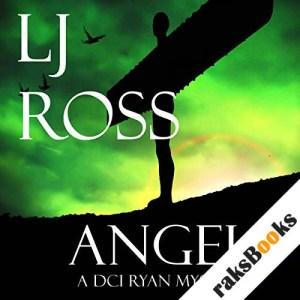 Angel audiobook cover art