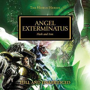 Angel Exterminatus audiobook cover art