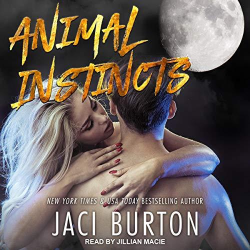 Animal Instincts audiobook cover art