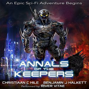 Annals of the Keepers: War 267 audiobook cover art