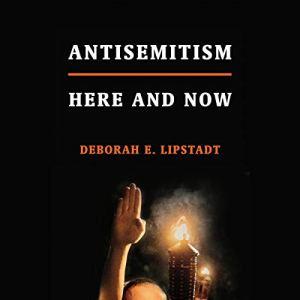 Antisemitism audiobook cover art