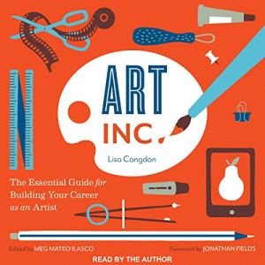 Art, Inc. audiobook cover art