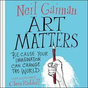 Art Matters audiobook cover art
