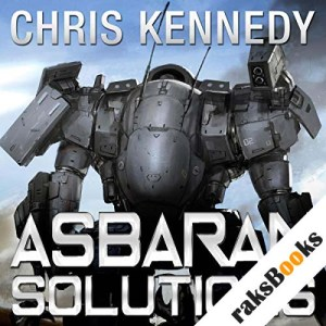 Asbaran Solutions audiobook cover art