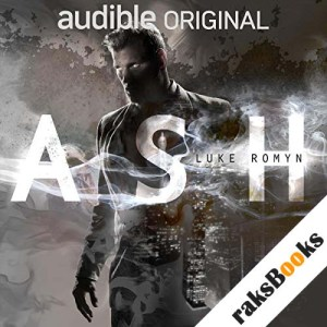 Ash audiobook cover art