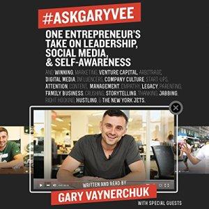 #AskGaryVee audiobook cover art