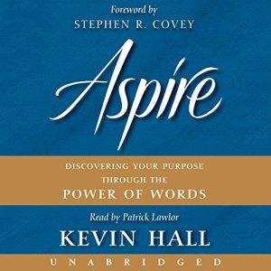 Aspire audiobook cover art
