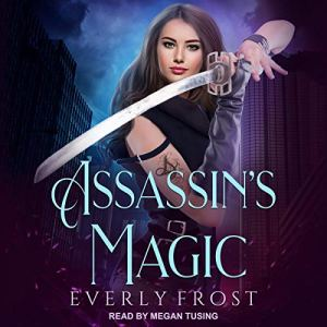 Assassin's Magic audiobook cover art
