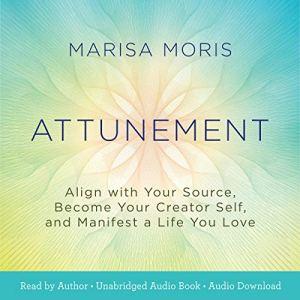 Attunement audiobook cover art